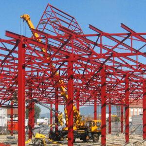 Industria constructiilor metalice si a produselor din metal